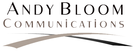Andy Bloom Communications, Logo